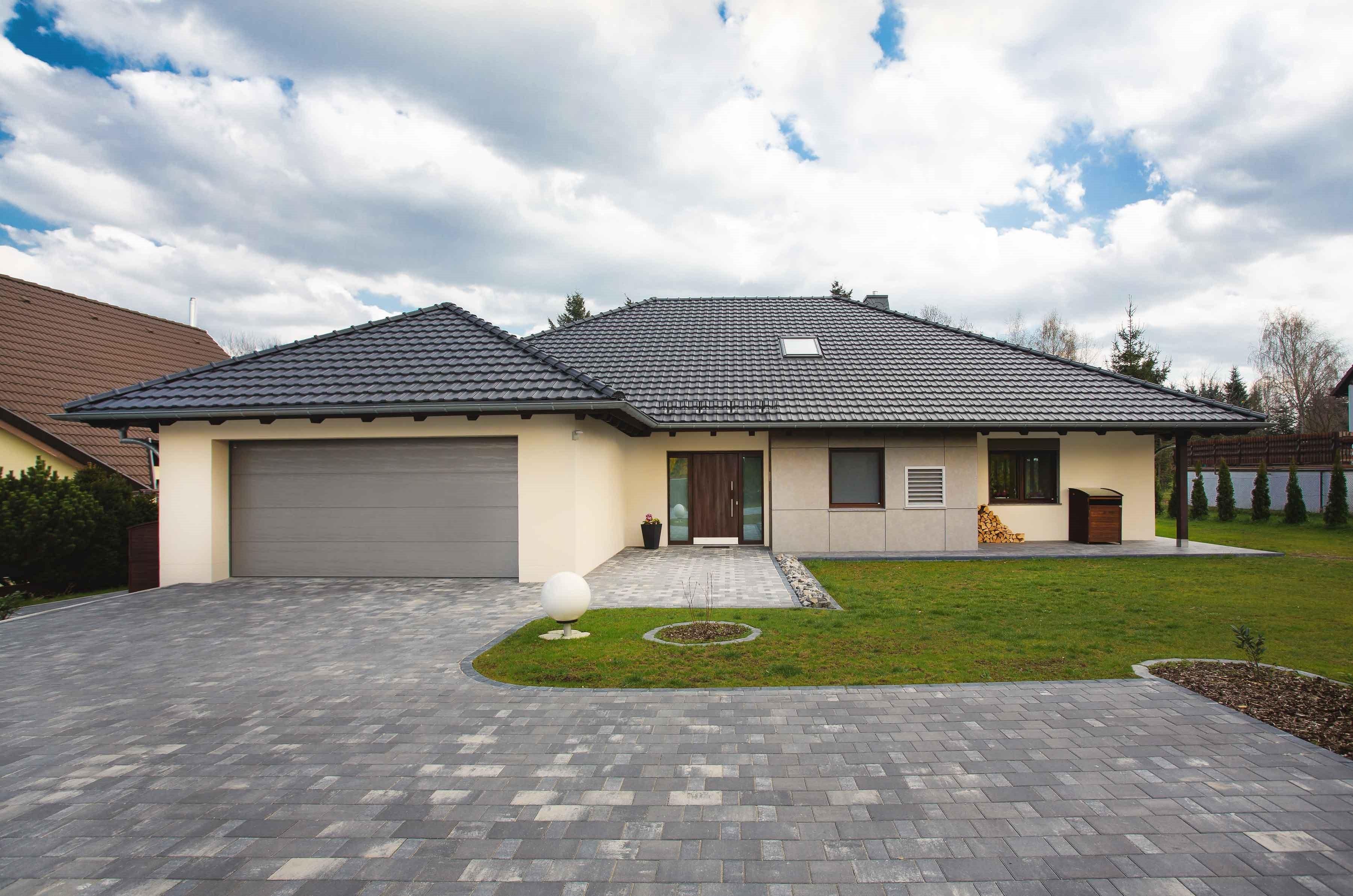HA Einfamilienhaus im Bungalowstil