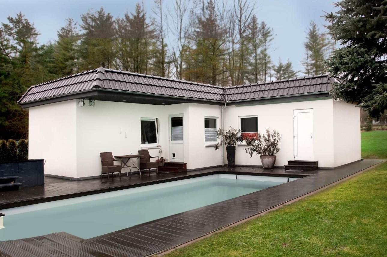 HA Gartenhaus mit Sauna