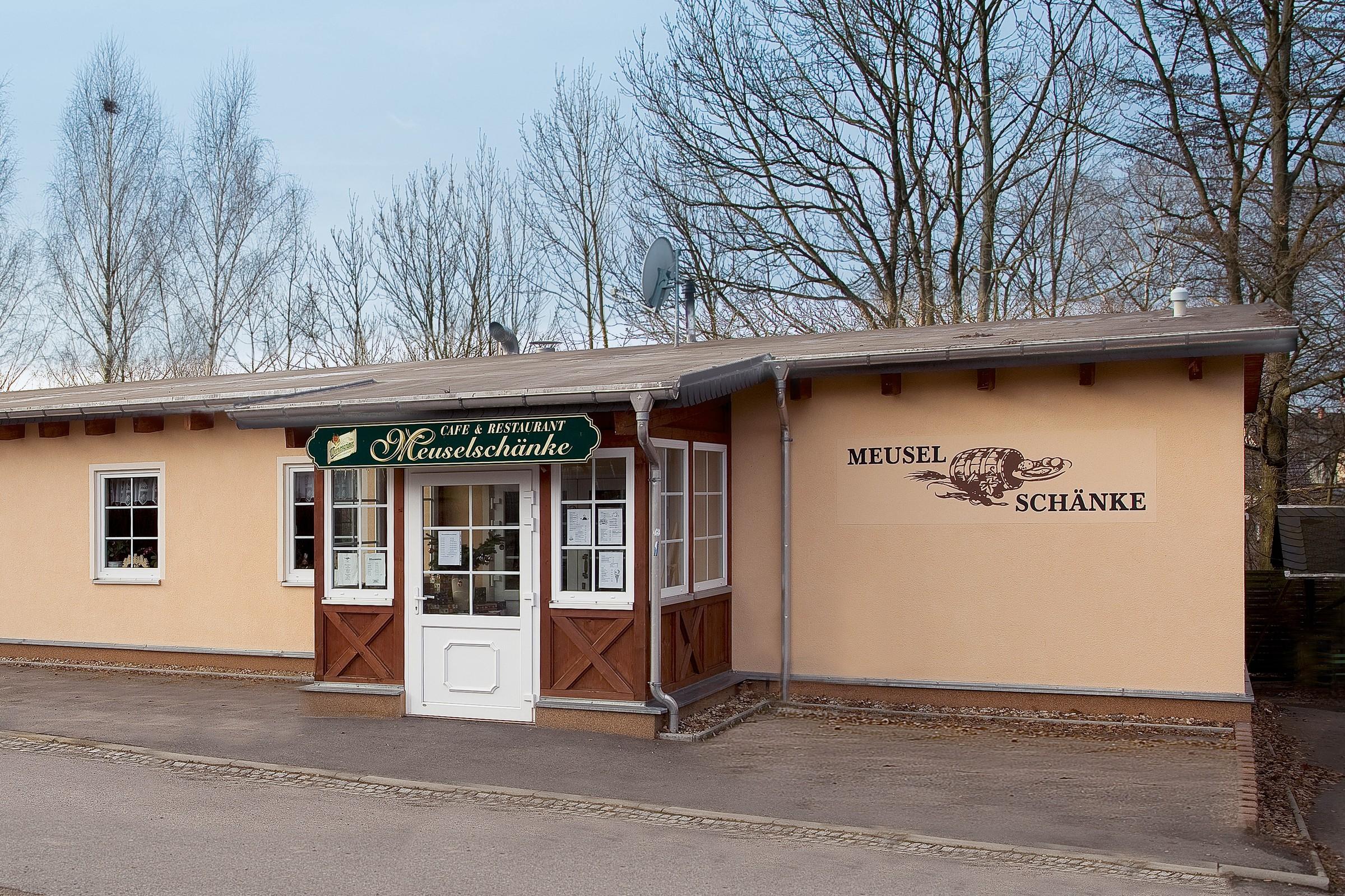 HO Gaststätte in Mühlau