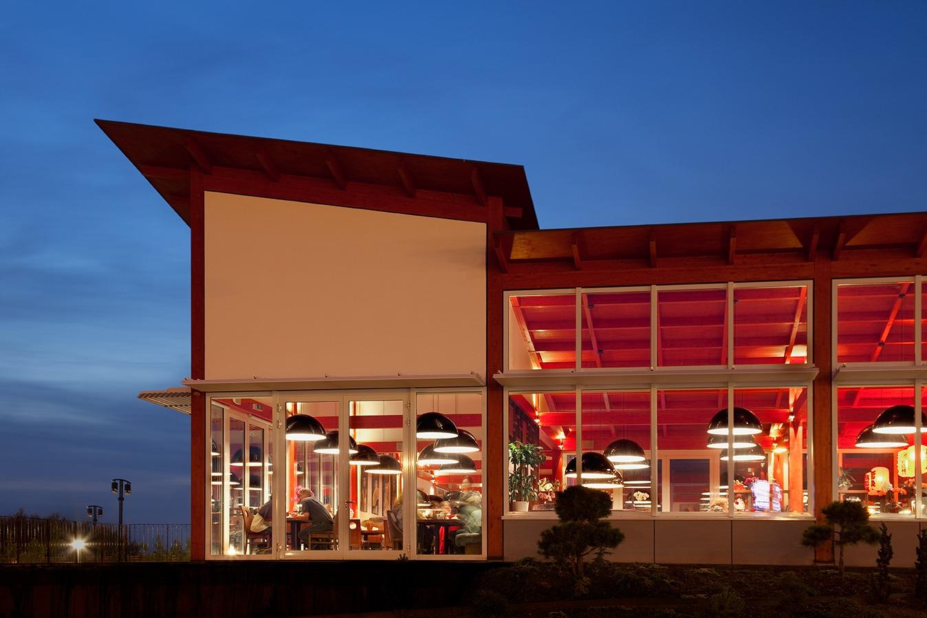 HO Restaurant in Alsmere